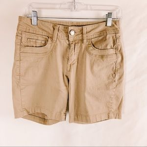 Rider by Lee Tan Shorts Women's Size 6P